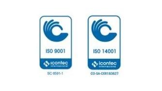 FNC recertified under ISO 9001 & 14001 standards