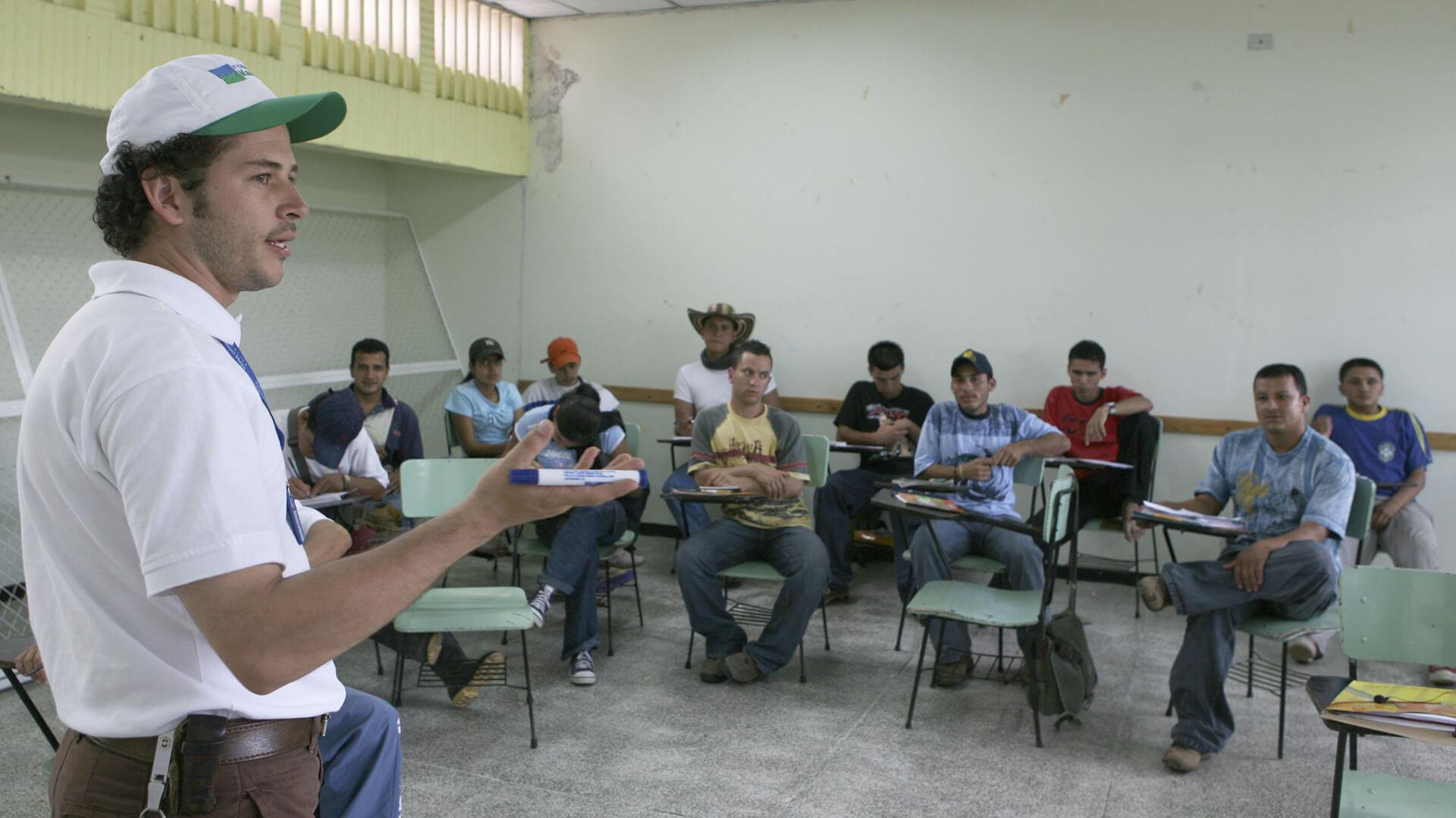 Fundación Manuel Mejía - FMM: <span style=