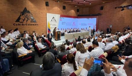87 Congreso Nacional de Cafeteros empuja sostenibilidad de la caficultura y del gremio