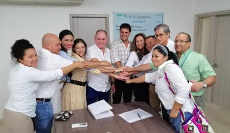Federación Nacional de Cafeteros y Gobernación del Cesar firman convenio de ciencia y tecnología para fortalecer calidad del café
