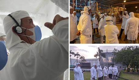 Comité Directivo de FNC visita Buencafé y tiene día de campo en Cenicafé