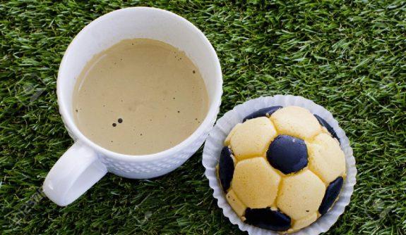 Fútbol y café