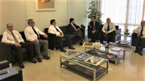 FNC CEO makes historic visit to Brazil