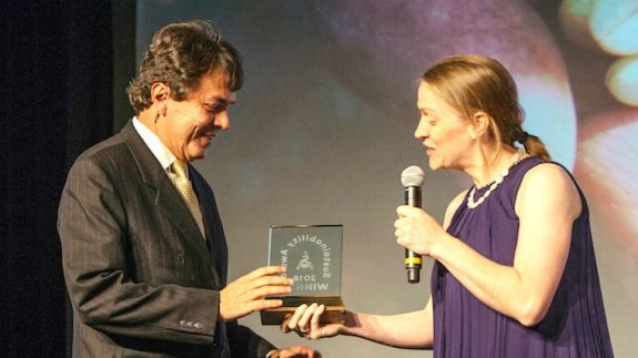 Manos al Agua wins SCA Sustainability Award