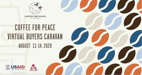Coffee for Peace in Colombia launches first Virtual Buyers Caravan
