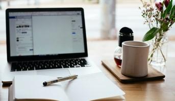 Cree la página web de su negocio de café