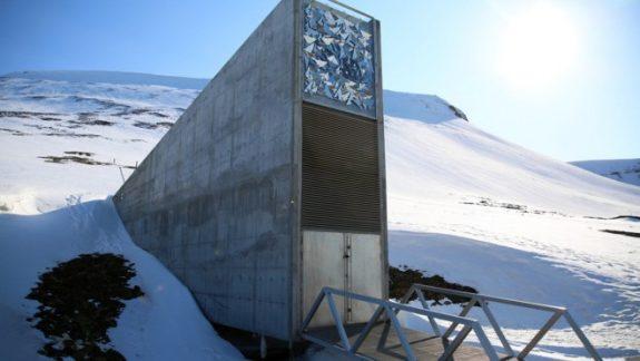 FNC representatives visit Global Seed Vault in Svalbard, Norway