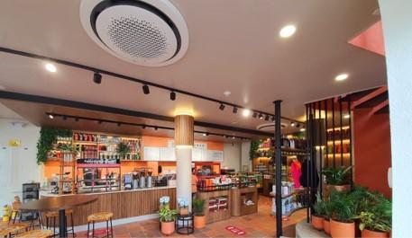 Juan Valdez inaugura su nueva tienda en Granada, Cali