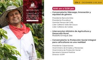 Día 2 – 88 Congreso Nacional de Cafeteros Virtual