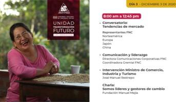 Día 3 – 88 Congreso Nacional de Cafeteros Virtual