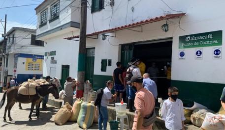 Caficultores del Casanare tienen nuevo punto de compra