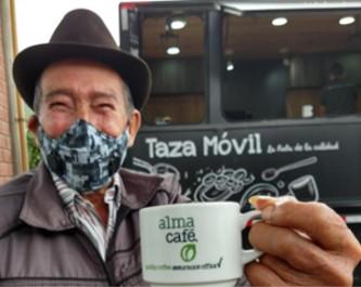 Taza Móvil, nueva estrategia de FNC para llegar a todas las regiones y valorar la calidad del café