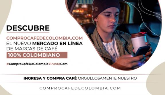 Federación de Cafeteros lanza tienda en línea para marcas de café 100% colombiano