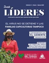 Revista Líderes – El virus no se detiene y las familias caficultoras tampoco