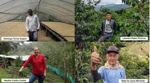 Cafés de Antioquia, Cauca, C/marca y N. de Santander ganan 6° concurso Colombia, Tierra de Diversidad