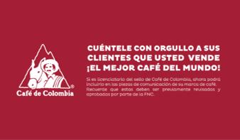 Cuéntele con orgullo a sus clientes que usted vende el mejor café del mundo