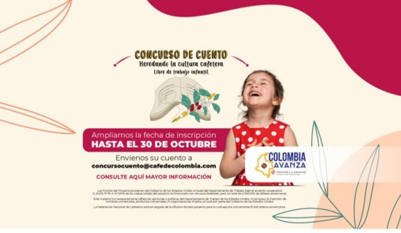 Concurso de cuento: Heredando la cultura cafetera libre de trabajo infantil