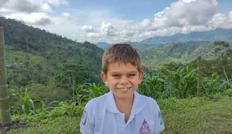 There is nothing impossible for young coffee grower Daniel Almánzar