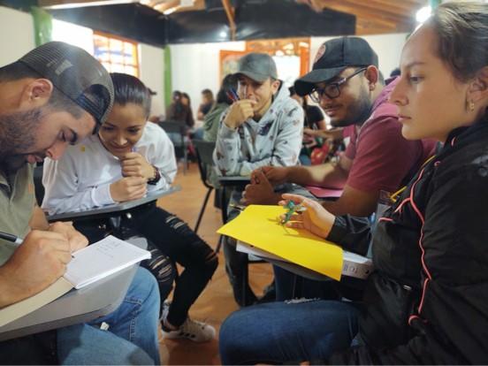 Nestlé, la Federación Nacional de Cafeteros y la Fundación Solidaridad se unen para formar a 150 jóvenes en habilidades de emprendimiento y modelos de negocio en el marco de la reactivación económica del país