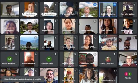Primer Conversemos nacional virtual con jóvenes deja gran esperanza sobre futuro de la caficultura