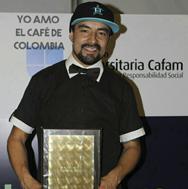 Mauricio Romero campeon nacional de Barismo 2015