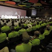 Concluye 84 Congreso Cafetero con reconocimientos a trayectoria y aportes de la FNC