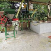 Uso de paneles solares para beneficio del café es económicamente viable