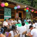 La paz, un proceso integral en zonas cafeteras