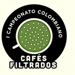 Finalistas del Primer Campeonato Colombiano de Cafés Filtrados