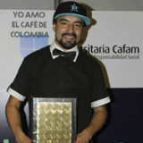 Mauricio Romero is the New Colombian Barista Champion