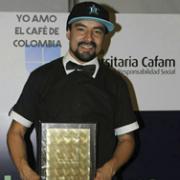 Mauricio Romero, es el nuevo Campeón Colombiano de Baristas