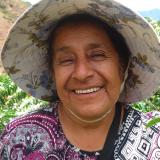 Esta es la historia de la mujer ganadora del premio 'Taza de la Excelencia' 2012