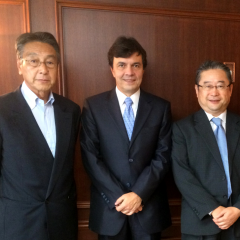 FNC CEO Strengthens Ties with Colombian Coffee Clients in Japan