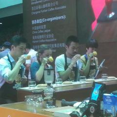 De Colombia a China gracias al café