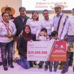 Coffees from Tolima, Nariño and Cauca, the Winners of the 1st National Quality Contest