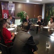 Más de 112 mil víctimas de zonas cafeteras se beneficiarán con alianza entre la Unidad y FNC