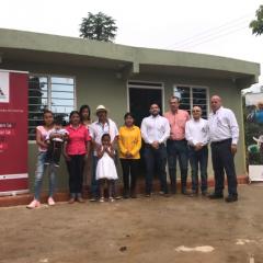 FNC entrega viviendas a cafeteros afectados por avalancha en Mocoa