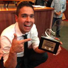 Diego Fernando Campos de Amor Perfecto, nuevo Campeón Colombiano de Baristas
