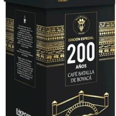 Juan Valdez lanza edición especial 200 Años Café Batalla de Boyacá