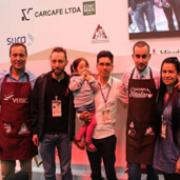 Eduardo Armero, nuevo campeón nacional de catadores