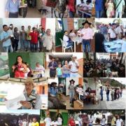 En un ambiente de participación, democracia y transparencia, concluyen Elecciones Cafeteras 2018