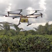 FNC evalúa drones de aspersión para caficultura en Colombia