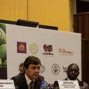 En Conferencia Mundial de Café, Gerente de la Federación promueve mejores precios para productores