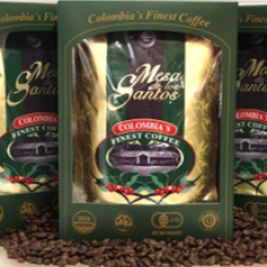 Café colombiano gana por primera vez importante subasta mundial de Grounds for Health