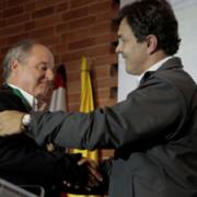 Directores Ejecutivos de Norte de Santander y Caldas reciben Medalla al Mérito FNC