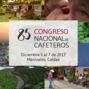 Arranca el 85 Congreso Nacional de Cafeteros en Manizales