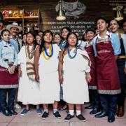 Rediseño de tienda Juan Valdez® Café visibiliza a productores indígenas de la Sierra Nevada