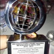 Manos al Agua gana premio Planeta Azul en la categoría empresarial
