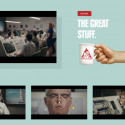 Fresh and innovative digital campaign is very well received in North America