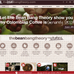 Digital Campaign The Bean Bang Theory is Very Well Received in North America